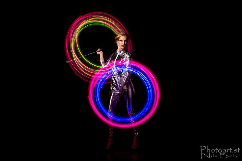 LED-show