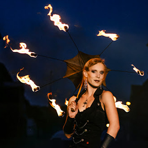 Fire Umbrella